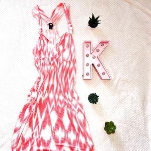 🌺 H&M Pink Beach Dress